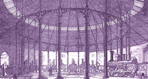 Roundhouse 1850